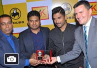 Allu Arjun Launches Buffalo Wild Wings Restaurant Gallery