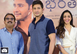 'Bharat Ane Nenu' Success Meet