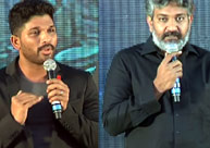 Rajamouli, Bunny raise awareness