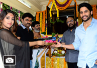 Naga Chaitanya - Maruthi Film Launched