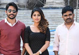 Maruthi-Chaitanya-Anu's film: Who's doing what