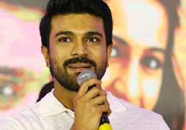 Ram Charan gives a touching speech at 'Happy Wedding' event