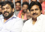 Trivikram writing story for Chiranjeevi -Pawan movie