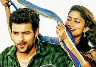 What is 'Fidaa' up to at BO?
