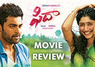'Fidaa' Movie Review