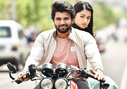 'Geetha Govindam' song a massive hit, details here