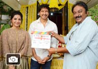 Gopi Chand 25th Movie Opening Gallery