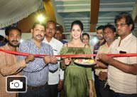 Kashish Vohra Launches National Silk Expo Begans @ Satya Sai Nigamagamam Gallery