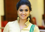 Keerthy Suresh & Co set for a big schedule