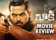 'Khakee' Movie Review