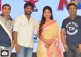 'MCA' Pre - Release Function At Warangal