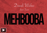 'Mehbooba' Diwali Wishes