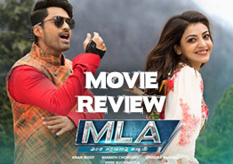 'MLA' Movie Review