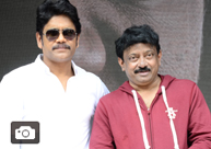 Nagarjuna - RGV Movie Opening Gallery