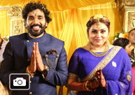 Namitha -Veera Wedding Gallery