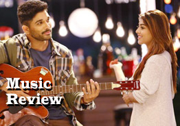 'Naa Peru Surya' Music Review