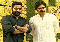 Pawan-NTR moment: How it happened!