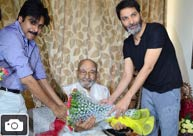 Pawan Kalyan and Trivikiram Congratulate K Vishwanath On Winning Dadasaheb Phalke