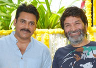 All set for Pawan-Trivikram movie