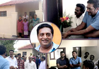 Prakash Raj Builds Homes for the Homeless!