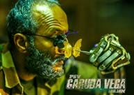 'PSV Garuda Vega': George & the Butterfly effect