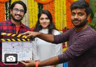 Raj Tarun's 'Lover' Movie Launched Gallery