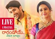 'Rarandoi Veduka Chudham' Review Live Updates