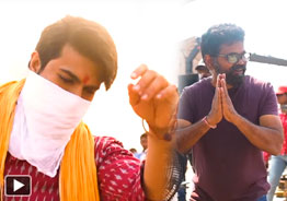 'Rangasthalam' Song Making