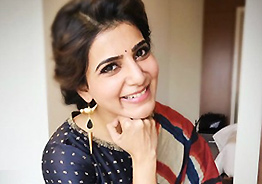 Samantha: Driver behind the wheels of 'Savitri'