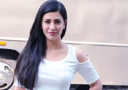 Shruti is sorry she is not there with Michael