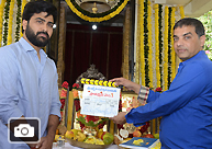 Sharwanand-Hanu Raghavapudi New Movie Opening Gallery