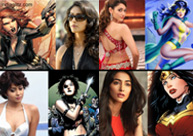 Tollywood Actresses Re-Imagined as Super-Heroines