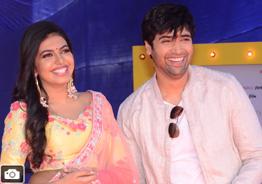 Adivi Sesh-Shivani Movie Opening