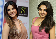 Sunny Leone, Andrea to jive together