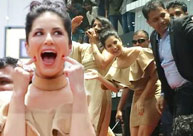 Sunny Leone's 'sea of fans' will shock you