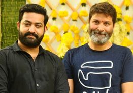 NTR-Trivikram: Precious talent in?