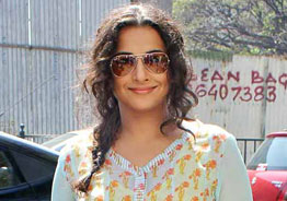 My role is integral to 'NTR': Vidya Balan