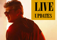 Ajith's 'Vivekam' Review Live Updates