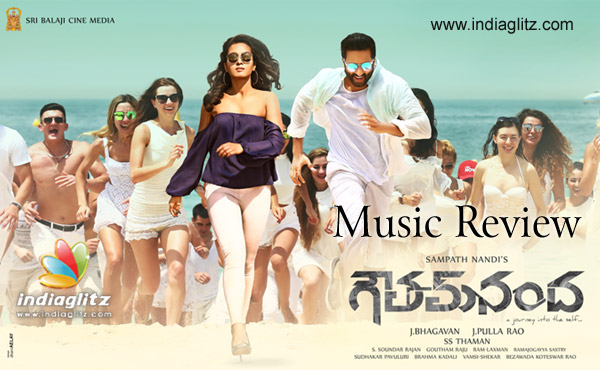 Gautham Nanda Music Review