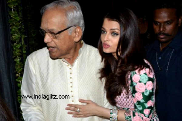Aishwarya Rai Bachchan's father hospitalised