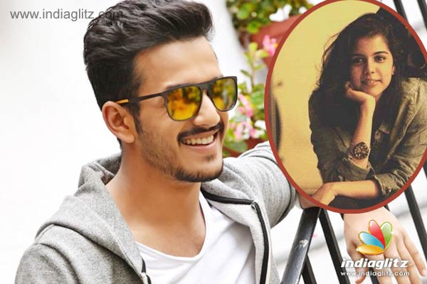 Priyadarshan's daughter Kalyani's acting debut in Telugu movie opposite Akhil Akkineni: Confirmed