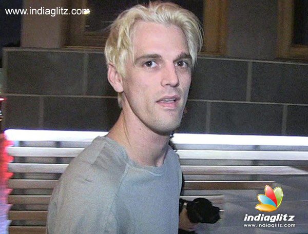 Aaron Carter Insists He Was Not Under the Influence During His Arrest