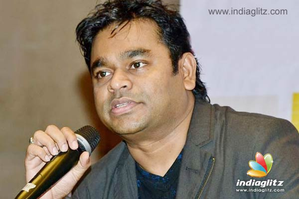 Hindi fans irked at ARR's Tamil songs in Wembley Concert