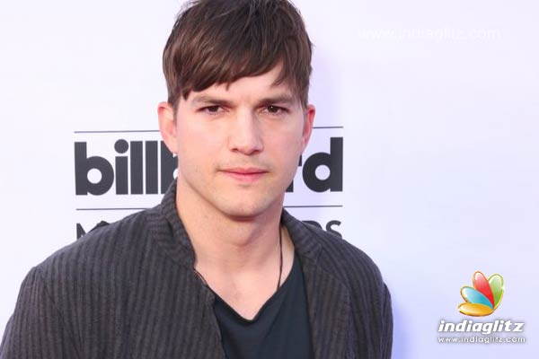 Ashton Kutcher plans to host an open dialogue on gender equality