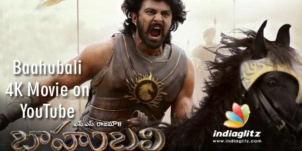Baahubali Telugu Movie 4K Download Watch Online Full Movie