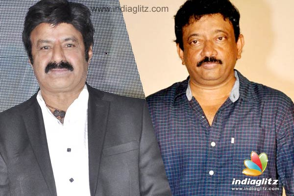 Ram Gopal Varma to Direct Balakrishna in NTR Biopic ?