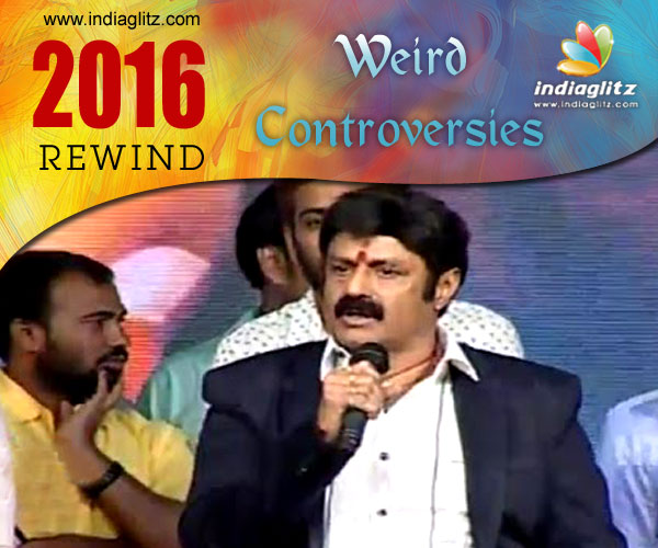 2016: Weird Controversies That Amused Everyone