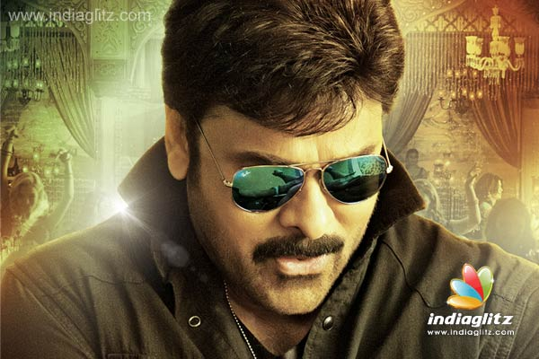 Chiranjeevi's Khaidi No 150 first look out: The boss is back