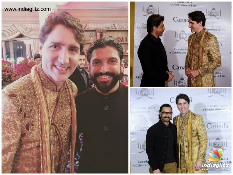 Following Tryst With Mumbai, Justin Trudeau To Visit Amritsar Today