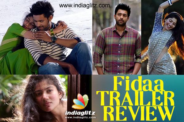 Fidaa Trailer Review - Telugu Movie News - IndiaGlitz